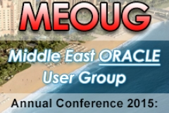 Last 3 Days Register Now Come to MEOUG MAJLIS 2015, Atlantis Dubai