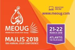 MEOUG MAJLIS 2018 ANNUAL USER CONFERENCE