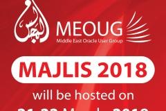 MEOUG MAJLIS 2018 – ANNUAL USER CONFERENCE