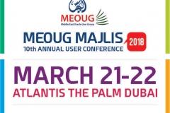 Agenda MEOUG MAJLIS 2018 ANNUAL USER CONFERENCE Live